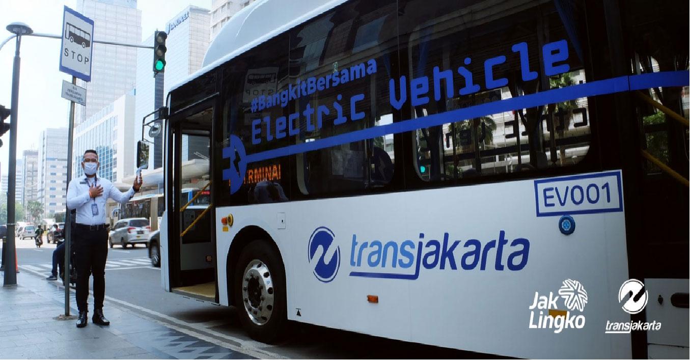 Lowongan Kerja PT Transportasi Jakarta April 2021