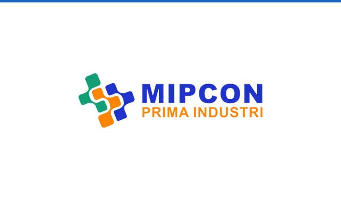 Lowongan KerjaPT Mipcon Prima Industri (MPI)